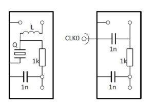 Abb. 3:Umbau am Funkgerät